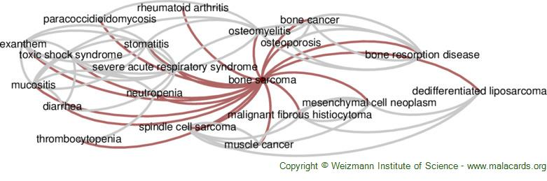 Diseases related to Bone Sarcoma