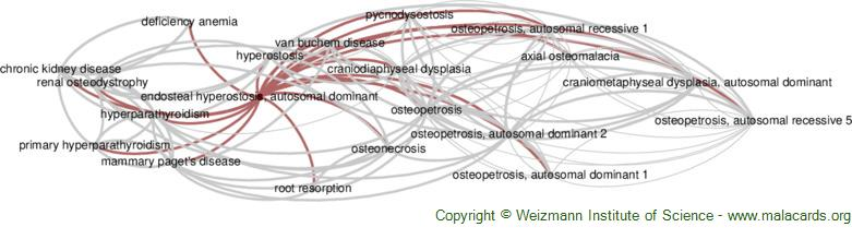 Diseases related to Endosteal Hyperostosis, Autosomal Dominant