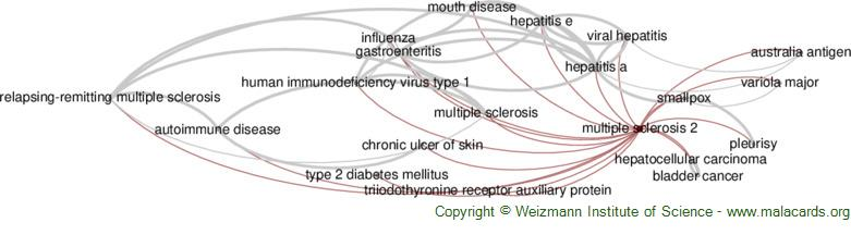 Diseases related to Multiple Sclerosis 2