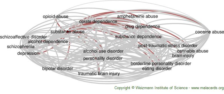 Diseases related to Substance Abuse