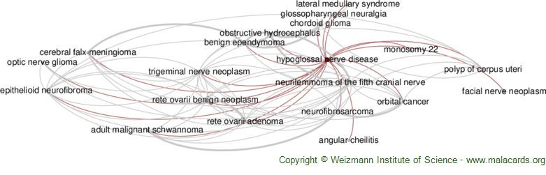 Diseases related to Hypoglossal Nerve Disease