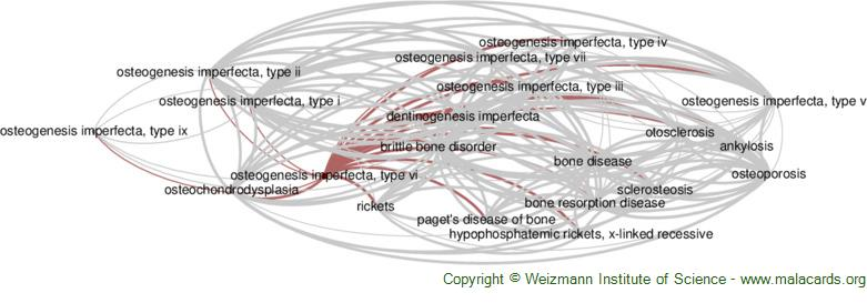Diseases related to Osteogenesis Imperfecta, Type Vi